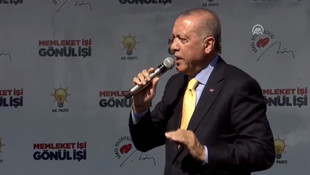 Erdoğan: Seçimden sonra üzerine gideceğiz