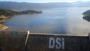 Avrupa'nın en yüksek barajından ekonomiye ''dev'' katkı