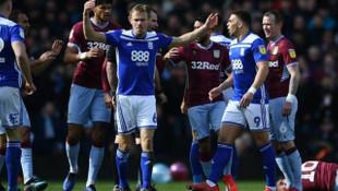 Birmingham City'ye puan silme cezası verildi!