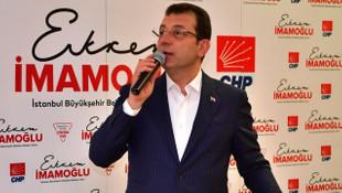 İmamoğlu: ''Bugün İstanbul'u, 2023'te de Türkiye'yi kazanırız''