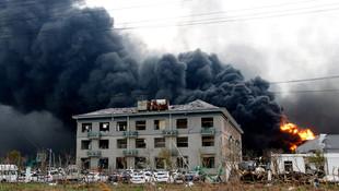 Kimya tesisindeki patlamada ölü sayısı artıyor