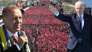 AK Parti ve MHP'den Ankara'da ortak miting