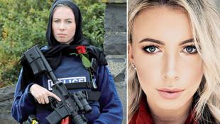 İşte Yeni Zelanda'daki o polis