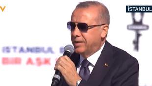 Cumhurbaşkanı Erdoğan ve Bahçeli'den İstanbul'da ortak miting