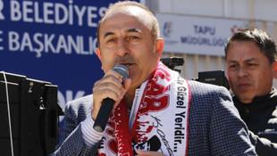 Bakan Çavuşoğlu: ''Sizin yüzünüzden savaş çıkacak''