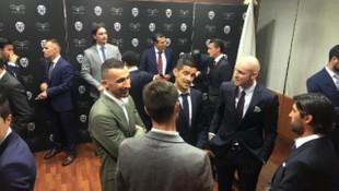 Mehmet Topal'a Valencia'da büyük ilgi