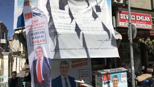 Belediye başkan adayından ilginç afiş