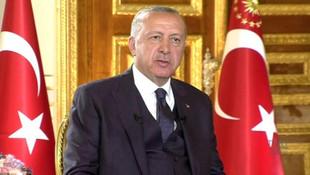 Erdoğan'dan Ayasofya açıklaması: Cami olarak ziyarete açabiliriz