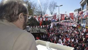 İstanbul'da onbinler BTP Bayrampaşa mitinginde buluştu