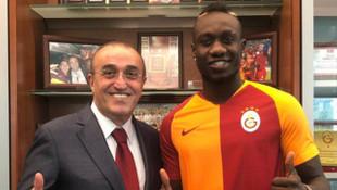 Mbaye Diagne'den Abdurrahim Albayrak'a destek mesajı