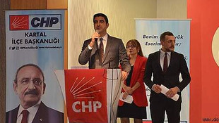 İstanbul'un en genç adayı CHP'den; Gökhan Yüksel