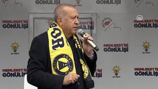 Erdoğan'dan Ağrı'ya müjde: Dünya devi fabrika kuracak