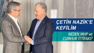 AK Partili Ahmet Arslan: ''Cumhur İttifakı Adayı Çetin Nazik'e Kefiliz!''