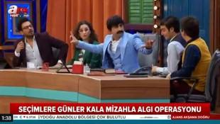 A Haber ve Sabah'ın Güldür Güldür Show haberi olay oldu !