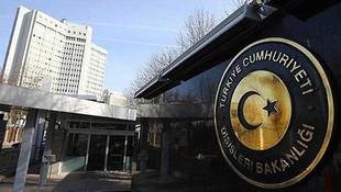Ankara'dan ABD'ye çok sert mesaj: ''ABD'nin kararı hükümsüzdür''