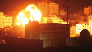 İsrail'i ateşkesi çiğnedi !