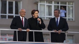 Meral Akşener: Sarayın günlük harcaması 2 trilyon lira