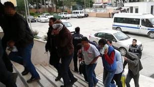 Mide bulandıran olayda 13 kişi tutuklandı ! Anne ve babası da aralarında