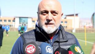 Hikmet Karaman: Sivasspor maçından alacağımız puanlar bizi iyi yerlere taşır