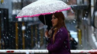 Meteoroloji'den yeni uyarı: Kış geri geliyor !