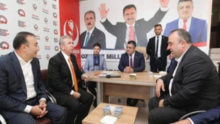 BBP'li başkan adayından Mansur Yavaşa'a destek