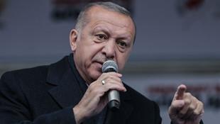 Erdoğan: ''Besni'de kulağıma kirli haberler geliyor''