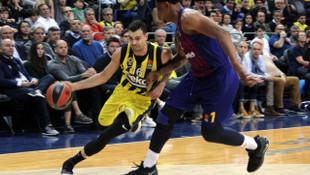 Fenerbahçe Beko liderliği garantilemek için sahada
