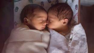 İkizler ama babaları farklı !