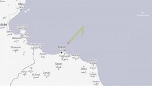 Libya açıklarında Türk gemisi kaçırıldı !