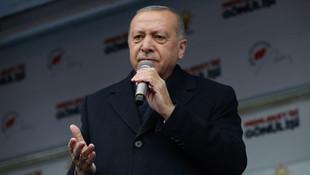 Cumhurbaşkanı Erdoğan'dan döviz kuru çıkışı