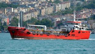 Kaçırılan Türk gemisi kontrol altına alındı
