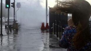 Meteoroloji'den Marmara ve Ege için fırtına uyarısı