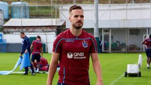 Trabzonspor'a Filip Novak'tan kötü haber