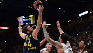 Fenerbahçe Beko normal sezonu lider bitirmeyi garantiledi
