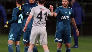 Fenerbahçe'de 2 gol atan İsmail Köybaşı sosyal medyayı salladı