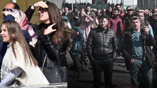 Bursa'da can pazarı ! Film gibi izlediler...