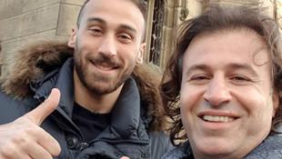 Cenk Tosun'dan Ricardo Quaresma ve Caner Erkin itirafı!