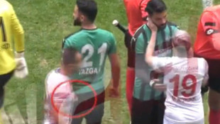 Futbolcuları jiletle yaralayan Amedsporlu Mansur Çalar için karar verildi