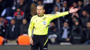 Cüneyt Çakır, Porto - Roma maçını yönetecek