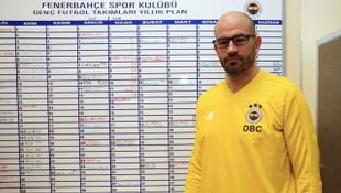 David Badia: 3-4 yıl sonra Fenerbahçe'nin iskeletini altyapı oyuncuları oluşturacak