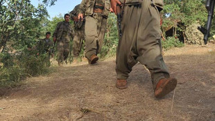 YPG'li teröristlerin taciz ateşine karşılık verildi