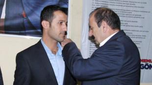 CHP'nin adayı istifa edip AK Parti'ye geçti!