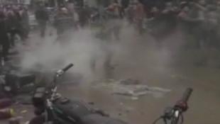 El-Bab'da bombalı saldırı: Yaralılar var