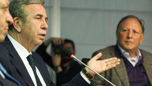 MHP'nin sembol isminden Mansur Yavaş'a destek