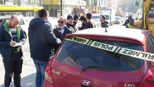 İstanbul'un ortasında soygunculardan film gibi tuzak !