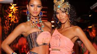 Victoria's Secret güzelle Rio Karnavalı'nda