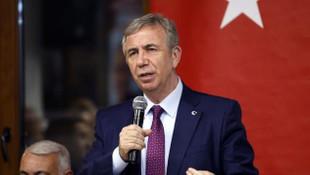 Mansur Yavaş: ''Kazanamazsam siyaseti bırakırım''