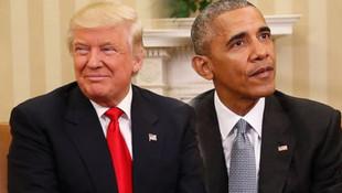 Obama getirdi Trump kaldırdı !