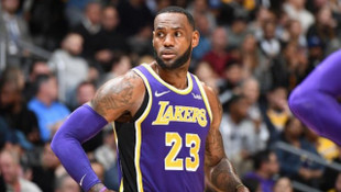 Los Angeles Lakers 99 - 115 Denver Nuggets (LeBron James, Michael Jordan'ı geçti)