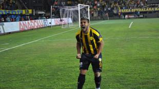 El Kabir Ankaragücü'nden ayrıldığını açıkladı